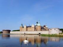 kalmar的城堡 免版税图库摄影