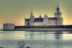 Kalmar castle Royalty Free Stock Images