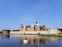 Kalmar castle Royalty Free Stock Photography