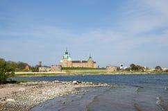 Kalmar Castle. A famous medieval landmark Royalty Free Stock Images