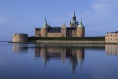 Kalmar Castle - Smaland in Sweden Royalty Free Stock Photos