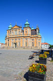 Kalmar Cathedral Royalty Free Stock Photos