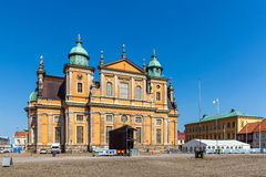 Kalmar Cathedral Stock Photos
