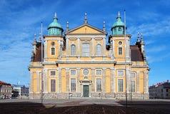Kalmar Cathedral, Sweden Stock Photos