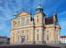 Kalmar Cathedral, Sweden Royalty Free Stock Images