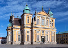 Kalmar Cathedral, Sweden Stock Photo