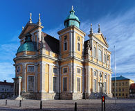 Kalmar Cathedral, Sweden Royalty Free Stock Photos