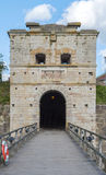 Kalmar City Gate Facade Royalty Free Stock Photo