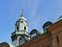 Kalmar en Suède photos libres de droits
