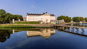 The Kalmar Prison royalty free stock image