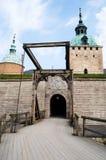 Kalmar-Schloss Stockbild