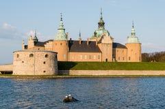 Kalmar-Schloss Stockfoto