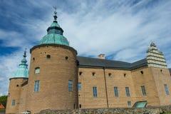 Kalmar Slott Royaltyfri Bild