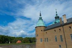 Kalmar Slott Royaltyfri Fotografi