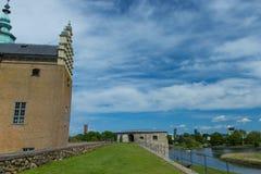 Kalmar Slott Arkivfoto