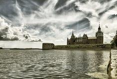Kalmar slott (Kalmar slott), Sverige Royaltyfri Fotografi