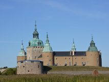 Kalmar in Sweden Stock Image