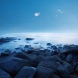 Kalme oceaan Stock Afbeeldingen