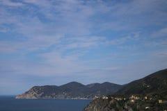 Kalme oceaan Royalty-vrije Stock Foto's