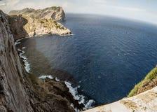 Kalme op zee Stock Afbeelding