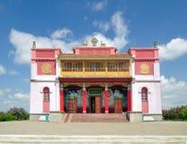 Kalmykia. Elista. Central Kalmyk Buddhist monastery Royalty Free Stock Image