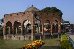 Kalna, le Bengale-Occidental, Inde : Le 27 janvier 2018 : Temple de Lalji de Kalna Il est l'un des temples les plus anciens d'un  images stock