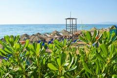 Kalo Nero plaża zdjęcia royalty free