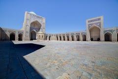 Kalon Mosque in Bukhara Buxoro, Uzbekistan Stock Photo