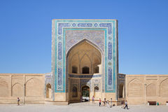 Kalon Mosque in Bukhara Buxoro, Uzbekistan Royalty Free Stock Photography