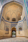 Kalon Mosque in Bukhara Buxoro, Uzbekistan Stock Photos