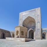 Kalon Mosque in Bukhara Buxoro, Uzbekistan Stock Image