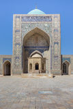 Kalon Mosque in Bukhara Buxoro, Uzbekistan Royalty Free Stock Photo