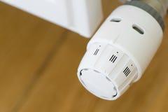 kaloryferowa termostat Zdjęcia Stock