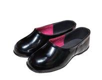 Kalosze, gumowi buty Fotografia Royalty Free
