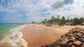 Kalpitiya, Σρι Λάνκα Στοκ Εικόνες