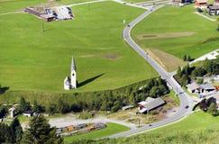 Kals est Grossglockner en Austria, Europa Imagen de archivo