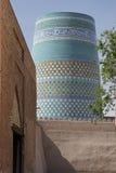 Kalta Minor, Khiva, Uzbekistan Royalty Free Stock Photography