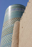 Kalta Minor, Khiva, Uzbekistan Royalty Free Stock Image