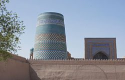 Kalta Minor, Khiva, Uzbekistan Royalty Free Stock Photo