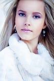 Kalte Schönheit Stockbilder