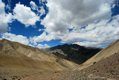 Kalte Wüste Stockfotografie