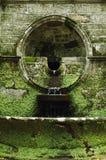Kalter Brunnen Stockfoto