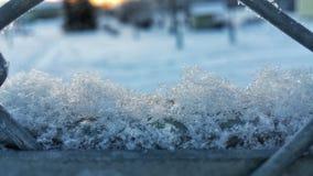 Kalter Eis-Winter Lizenzfreies Stockbild