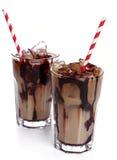 Kalter Kaffee lizenzfreies stockbild