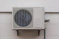 Kalter Luftkompressor elektrisch Stockfoto