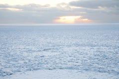 Kalter Winter stockfoto