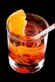 Kaltes alkoholisches cocktai Stockfotografie