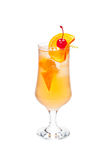 Kaltes alkoholisches Cocktail Lizenzfreie Stockfotos