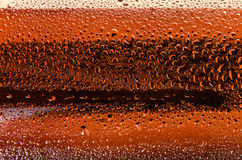 Kaltes Bier Neues Bierkonzept Stockfoto