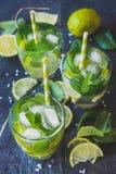 Kaltes Cocktail Stockfotos